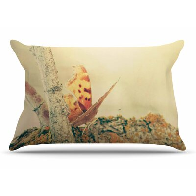 Sylvia Coomes Monarch Butterfly Photography Nature Pillow Case