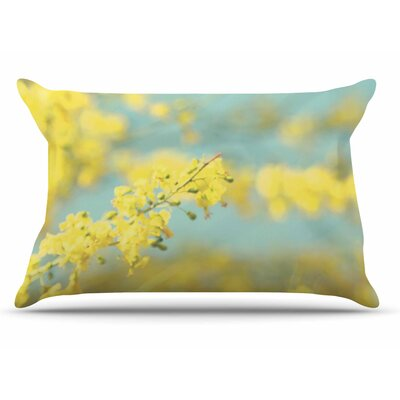 Sylvia Coomes Yellow Blooms 2 Pillow Case