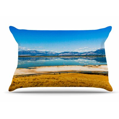 Sylvia Coomes Reflection Nature Photography Pillow Case