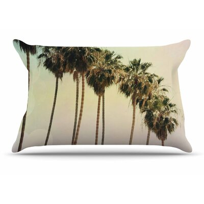 Sylvia Coomes Palm Trees Coastal Photography Pillow Case