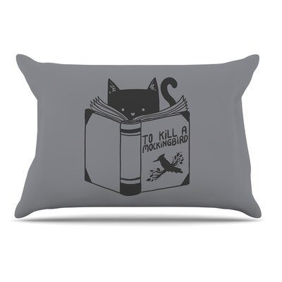 Tobe Fonseca To Kill A Mockingbird Cat Pillow Case