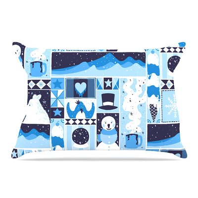 Tobe Fonseca Winter Seasonal Pillow Case