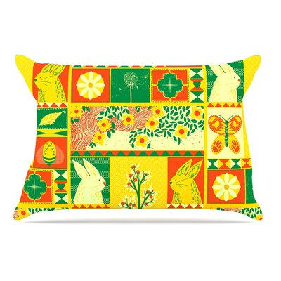 Tobe Fonseca Spring Seasonal Pillow Case