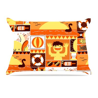 Tobe Fonseca Summer Seasonal Pillow Case