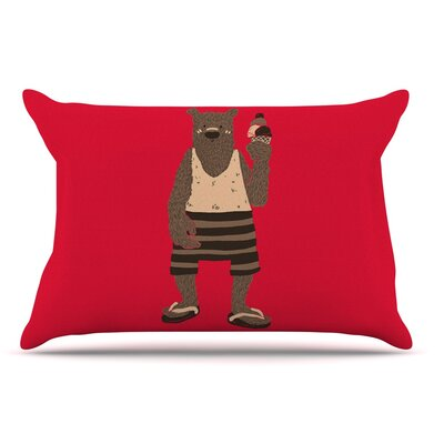 Tobe Fonseca Vacation Pillow Case