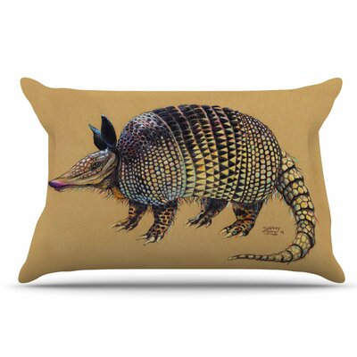 Sophy Tuttle Aramadilio Alebrija Pillow Case