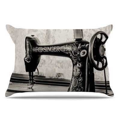 Debbra Obertanec Vintage Home Pillow Case