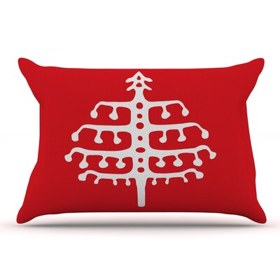 Miranda Mol Deco Tree Holiday Pillow Case