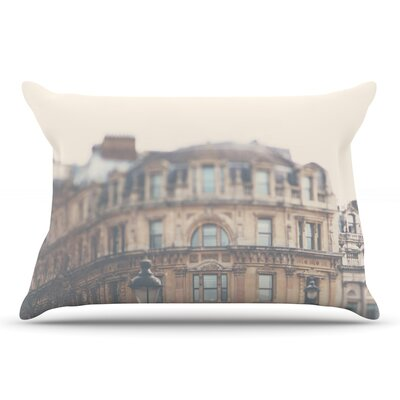 Laura Evans London Town Pillow Case