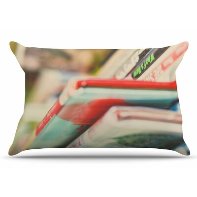 Debbra Obertanec Read More Pillow Case