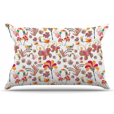 Alisa Drukman Fairy Forest Pillow Case