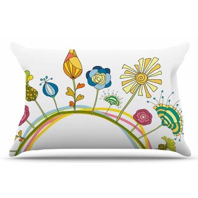 Alisa Drukman Flo Floral Pillow Case