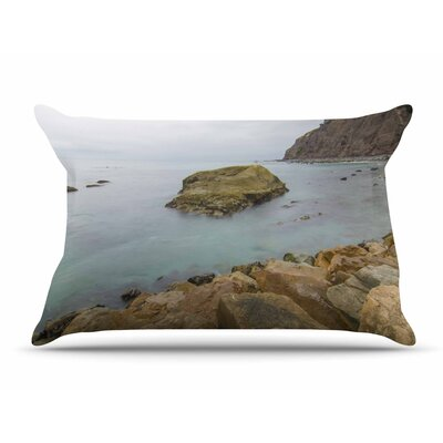 Nick Nareshni Rock Above Water Pillow Case