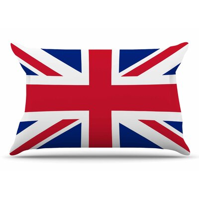 Bruce Stanfield Classic Union Jack Pillow Case