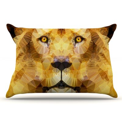 Ancello Lion King Pillow Case