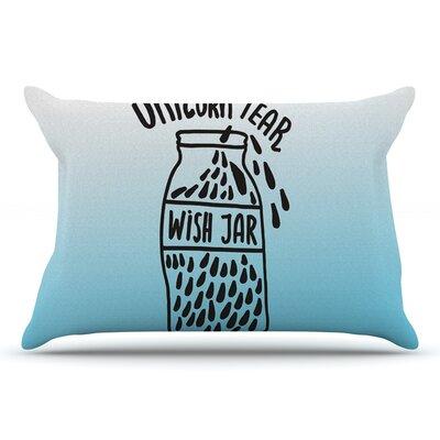 Vasare Nar Unicorn Wish Jar Pillow Case