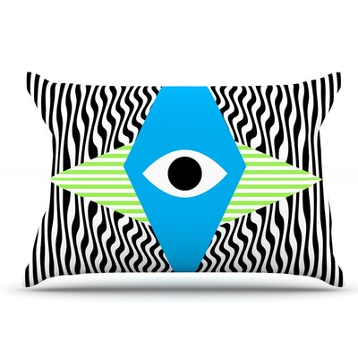 Vasare Nar Eye Optical Pillow Case