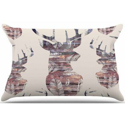 Suzanne Carter Wild & Free 2 Pillow Case