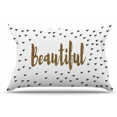 Suzanne Carter Beautiful Typography Pillow Case