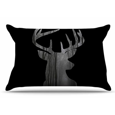 Suzanne Carter The Road Contemporary Nature Pillow Case