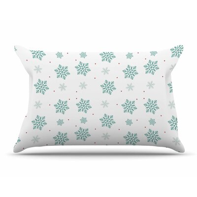 Louise Snow Pastel Pillow Case