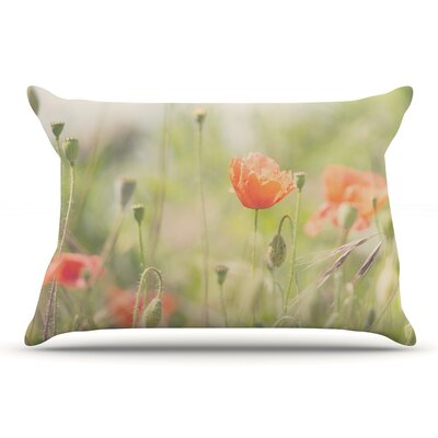 Laura Evans Fields Of Remembrance Pillow Case
