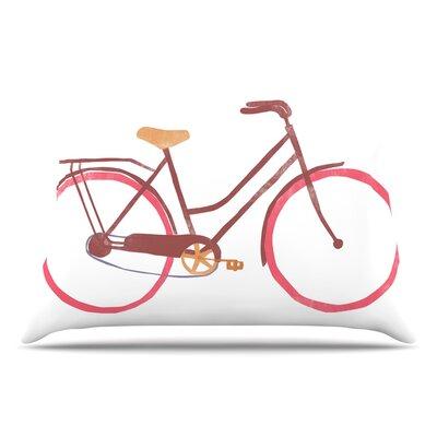 Alik Arzoumanian Bike Pillow Case