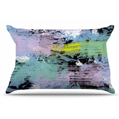 Vasare Nar Watercolor Texture Pillow Case