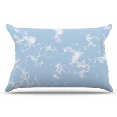 Vasare Nar Marble Clouds Pillow Case