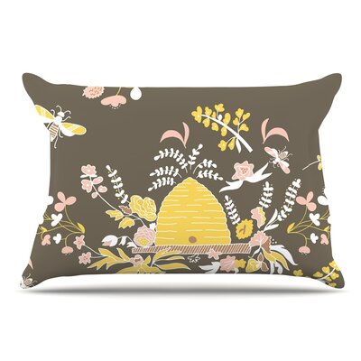 Very Sarie Hope For The Flowers Ii Pillow Case