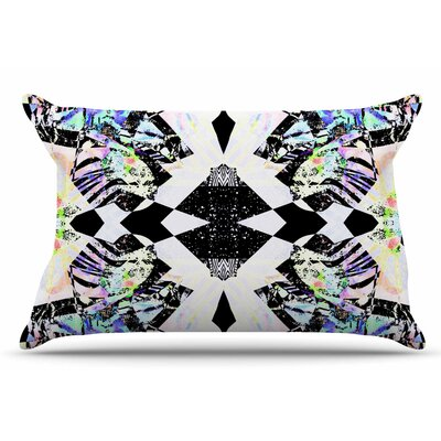 Vasare Nar Abstract Zebra Pillow Case