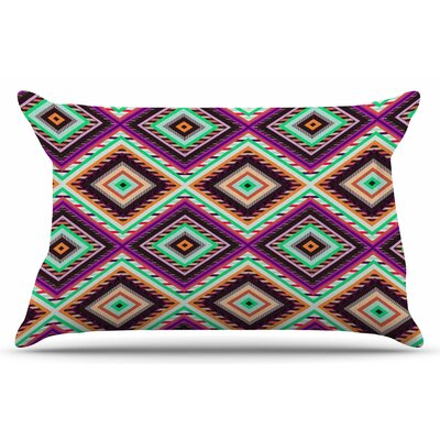 Vasare Nar 'Boho Gipsy' Pillow Case