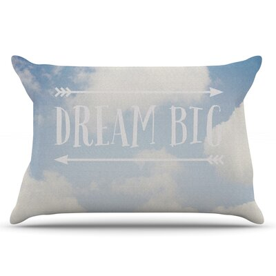 Susannah Tucker Dream Big Clouds Pillow Case