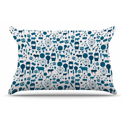 Stephanie Vaeth Country Fair Pillow Case