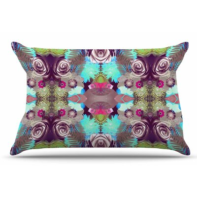 Vasare Nar Kaleidoscopic Boho Pillow Case