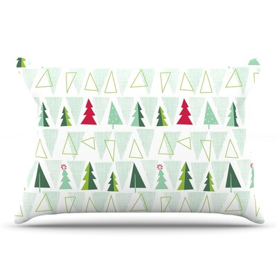 Allison Beilke Pining For Christmas Christmas Holiday Pillow Case