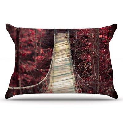 Ann Barnes Enchant Bridge Pillow Case