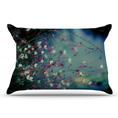 Ann Barnes MonetS Dream Dark Flower Pillow Case