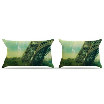 Ann Barnes Paris Dreams Tower Pillow Case