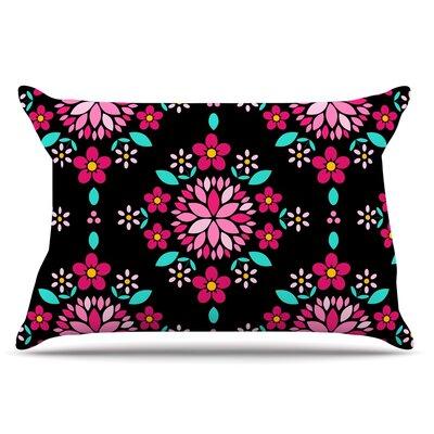 Anneline Sophia Dahlia Mandala Pillow Case