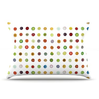 Theresa Giolzetti Fruit Food Painting Pillow Case