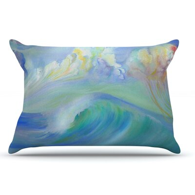 Theresa Giolzetti Jelly Fish Pillow Case