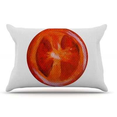 Theresa Giolzetti Tomatoes Pillow Case
