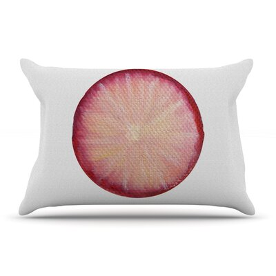 Theresa Giolzetti Radish Pillow Case