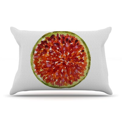 Theresa Giolzetti Passion Fruit Pillow Case