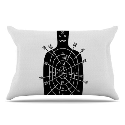 BarmalisiRTB Arch Arrow Target Pillow Case
