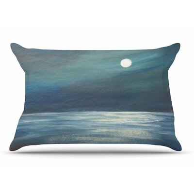 Cyndi Steen A Walk In The Moonlight Pillow Case