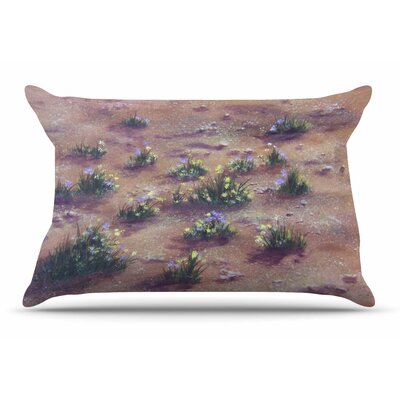 Cyndi Steen Desert Weeds Pillow Case