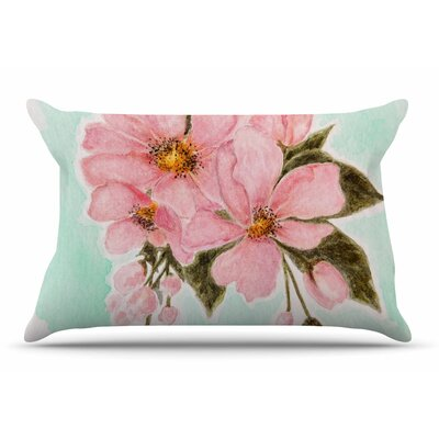 Christen Treat Fumiko Pillow Case