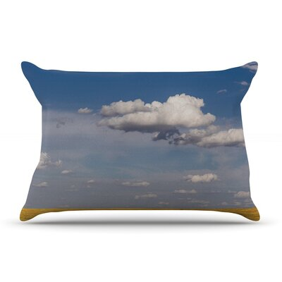 Ann Barnes Big Sky Clouds Pillow Case